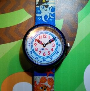 2011 Flik Flak Swiss Made Quartz Watch